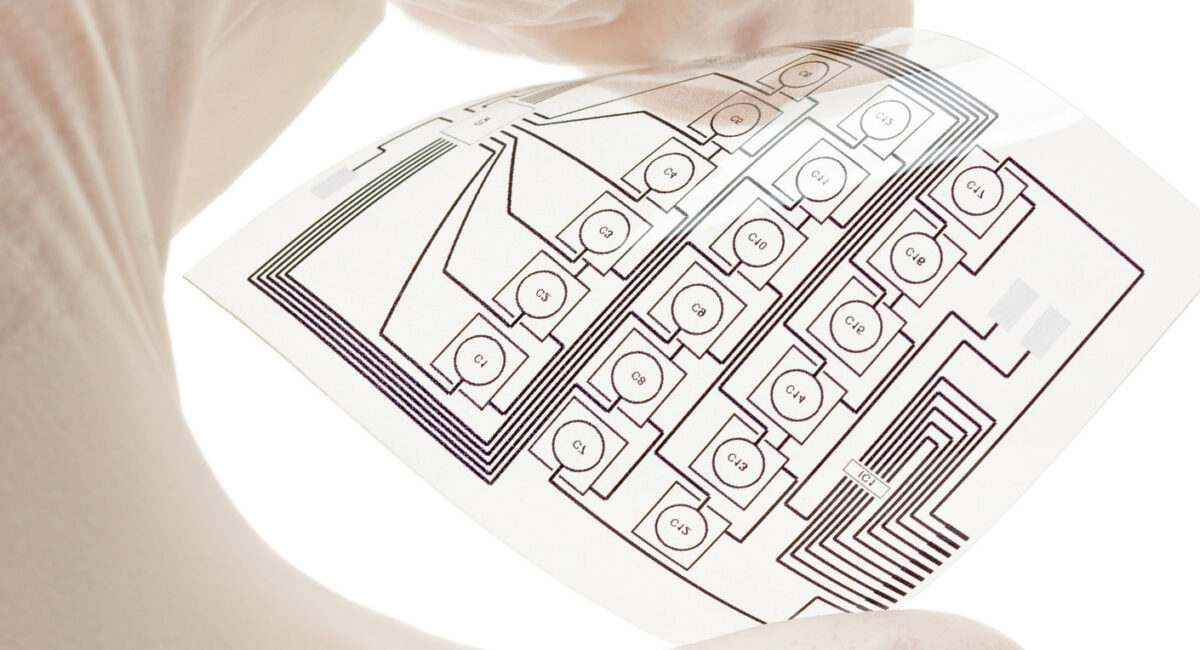 Flexible Printed Electronic Circuit