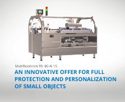 Une Machine de conditionnement pour la protection et personnalisation intégrale de vos petits objets