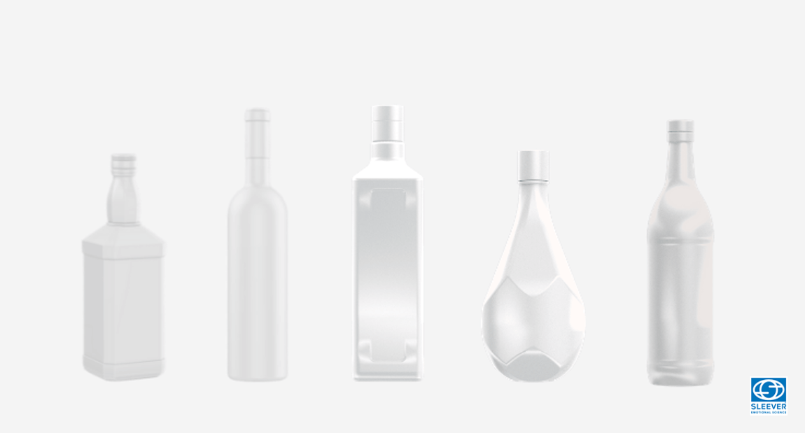 Packaging Shapes of Glass Bottles and Decanters in the Wine and Spirits Market