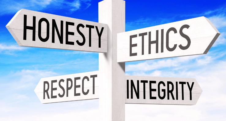 Les Valeurs du Groupe au service d'une collaboration humaine éthique