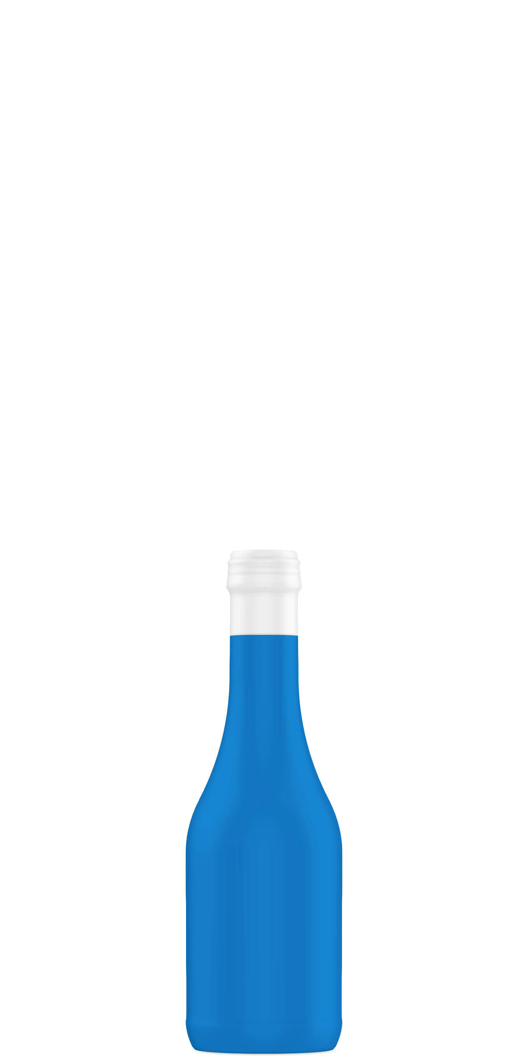 Packaging shape of still wines 25cl