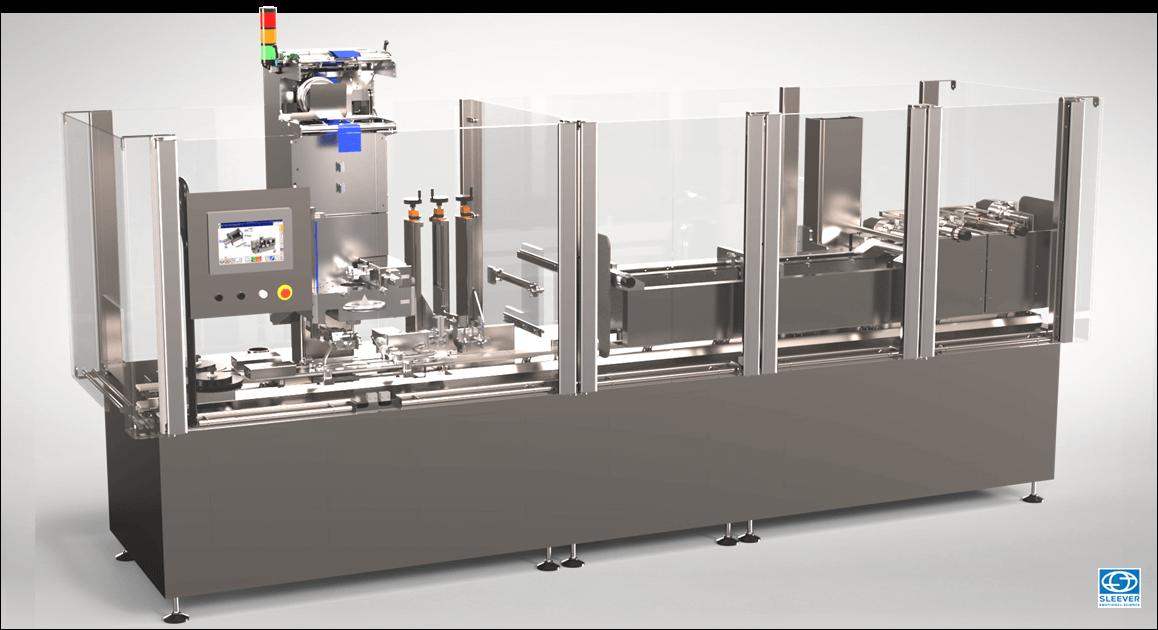 Combishrink® MP120 -AI35 machine