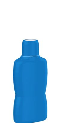Forme emballage Soins bucco-dentaire 500ml