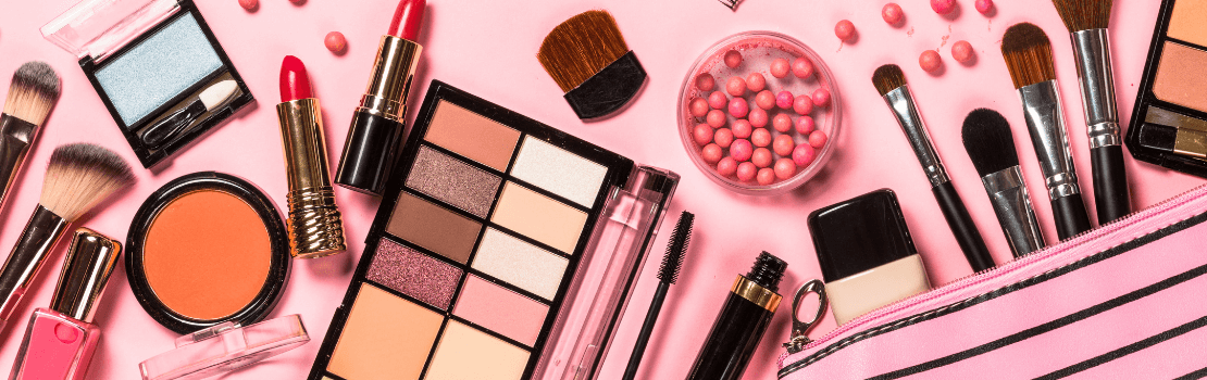 Produits de Maquillage et Beauté sécurisés avec un Sleeve d'inviolabilité
