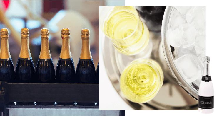 Lancement de la solution d'emballage IceClub, offre d'habillage premium pour le marché des Vins & Spiritueux