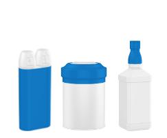 Formes de contenant pouvant recevoir un emballage Sleeve avec la Machine Combishrink
