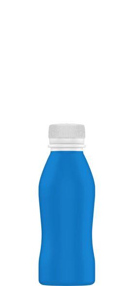 Packaging shape of drinking yogurt 100ml to 500ml