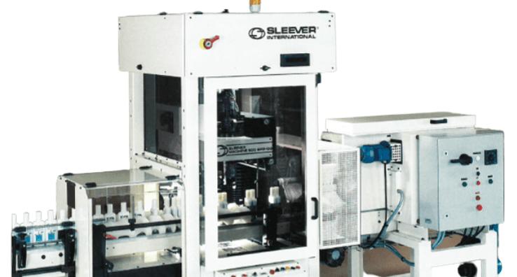 La 1ère Machine et Equipement de conditionnement Sleever fût crée en 1975