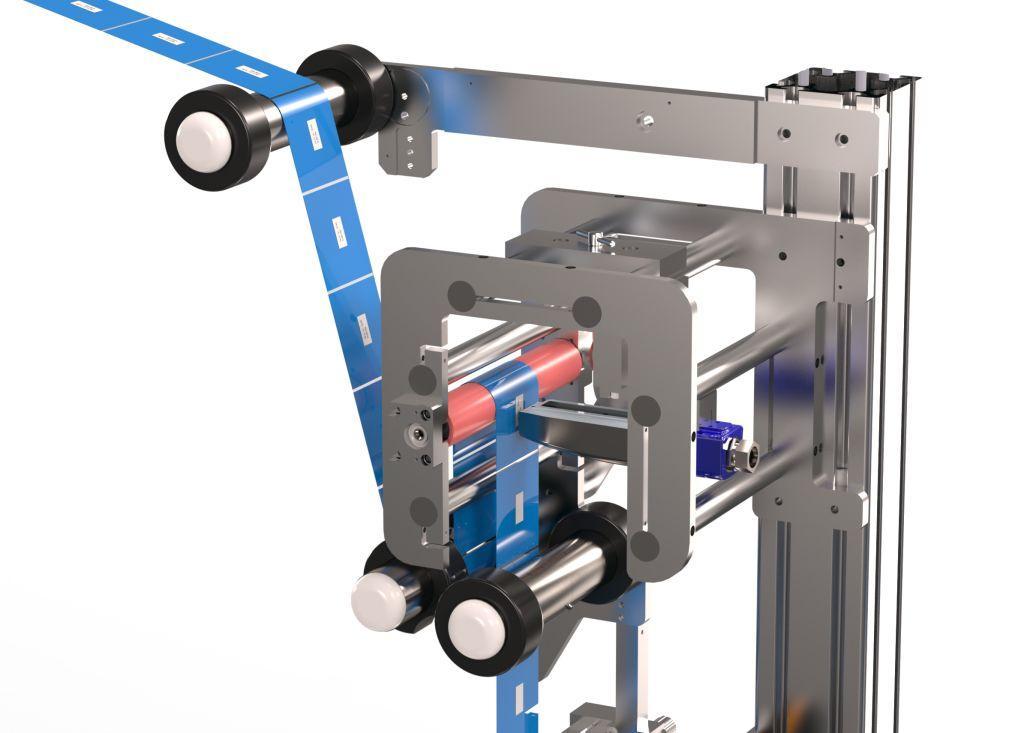 Interactivité assuré entre les Machines d'emballages et les produits  Sleeves pour renforcer les Actions de Maintenance et garantir la traçabilité