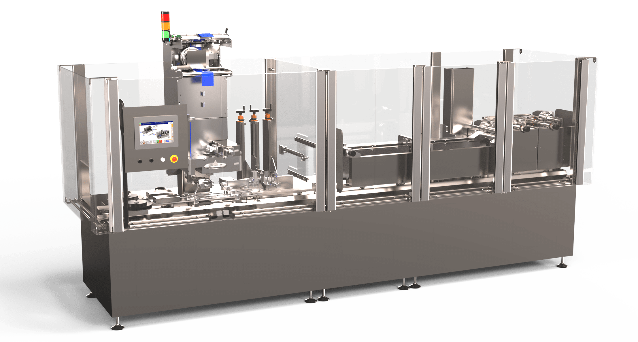 Flexibility and agility guaranteed for your bundled products' operations with the Combishrink MP120 packaging machine