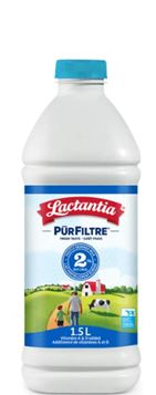 nature milk  70cl to 1,5L