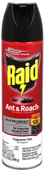 Insecticides 400ml à 750ml