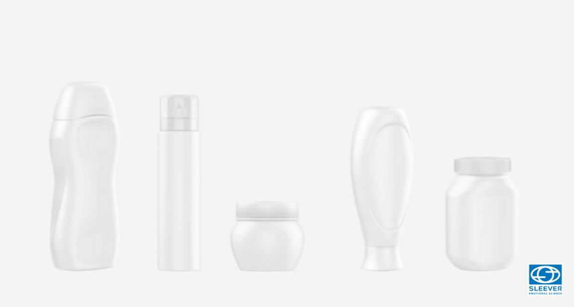 Format de d'emballage en PET pour le marché de la confiserie, de la santé et de la cosmetique