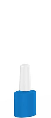 Forme emballage Vernis à ongles 7ml