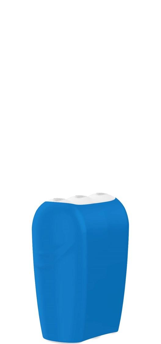 Forme emballage Produits douche & bain 250ml à 500ml en lot