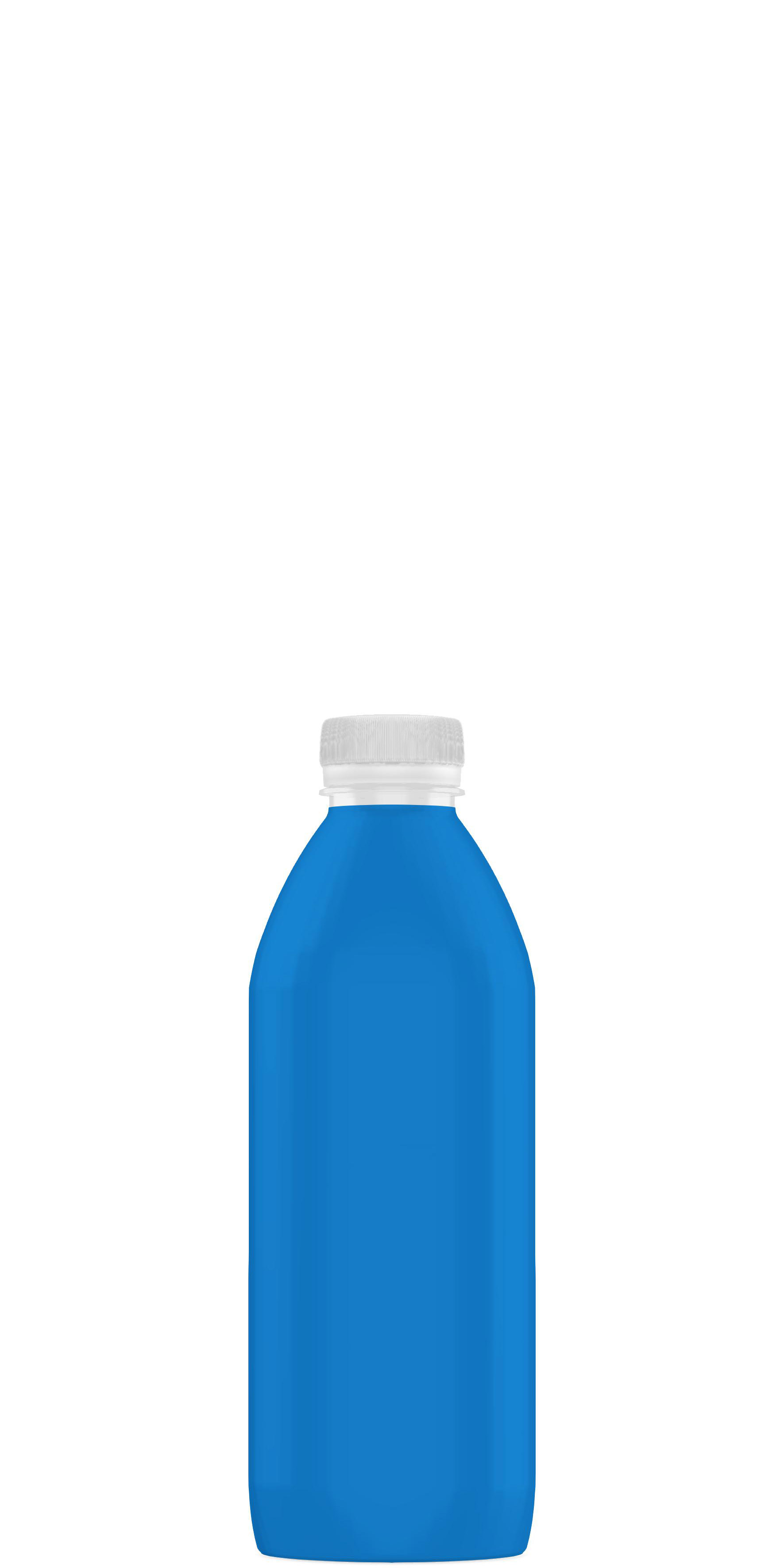 Forme emballage eaux minérales aromatisées 370ml à 750ml