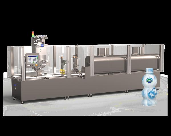 Une Machine de conditionnement à consommation réduite pour intégrer vos contenants PET à l'économie circulaire