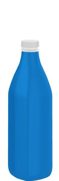 Forme emballage yaourt à boire 700ml à 1,5L