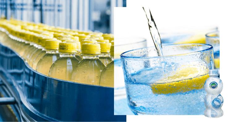 Lancement de la solution innovante d'emballage, le Sleeve LDPET pour permettre le recyclages des contenants en PET