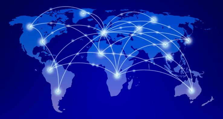 Une empreinte, une présence et une vision Globale et Locale