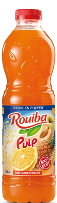 fruit nectar 1L to 2L