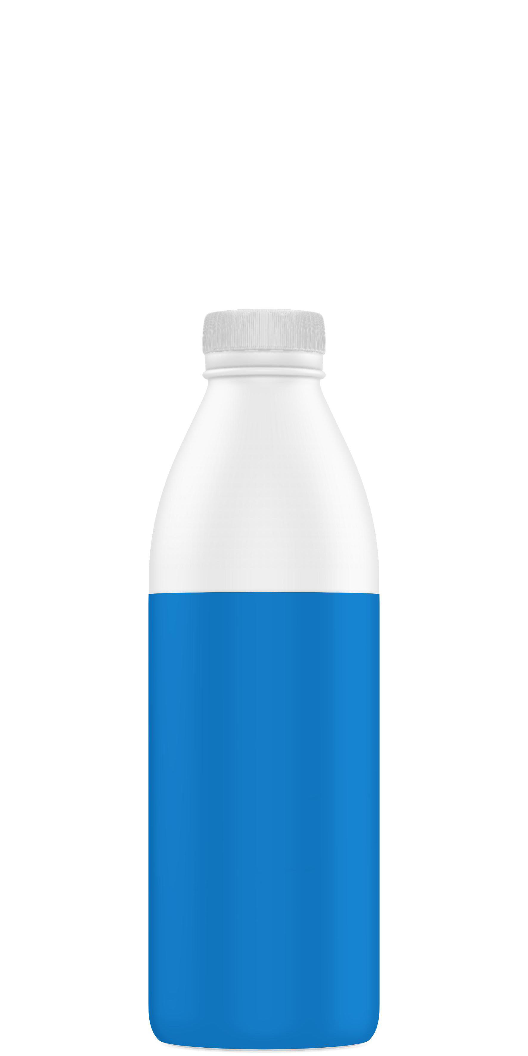 Packaging shape of plant milk  7000ml to 1,5L