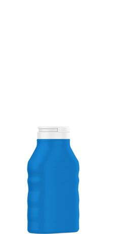 Packaging shape of dietary supplements 250ml to 500ml