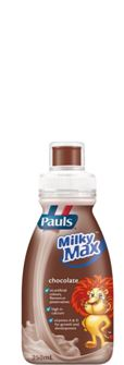 laits aromatisés 250ml