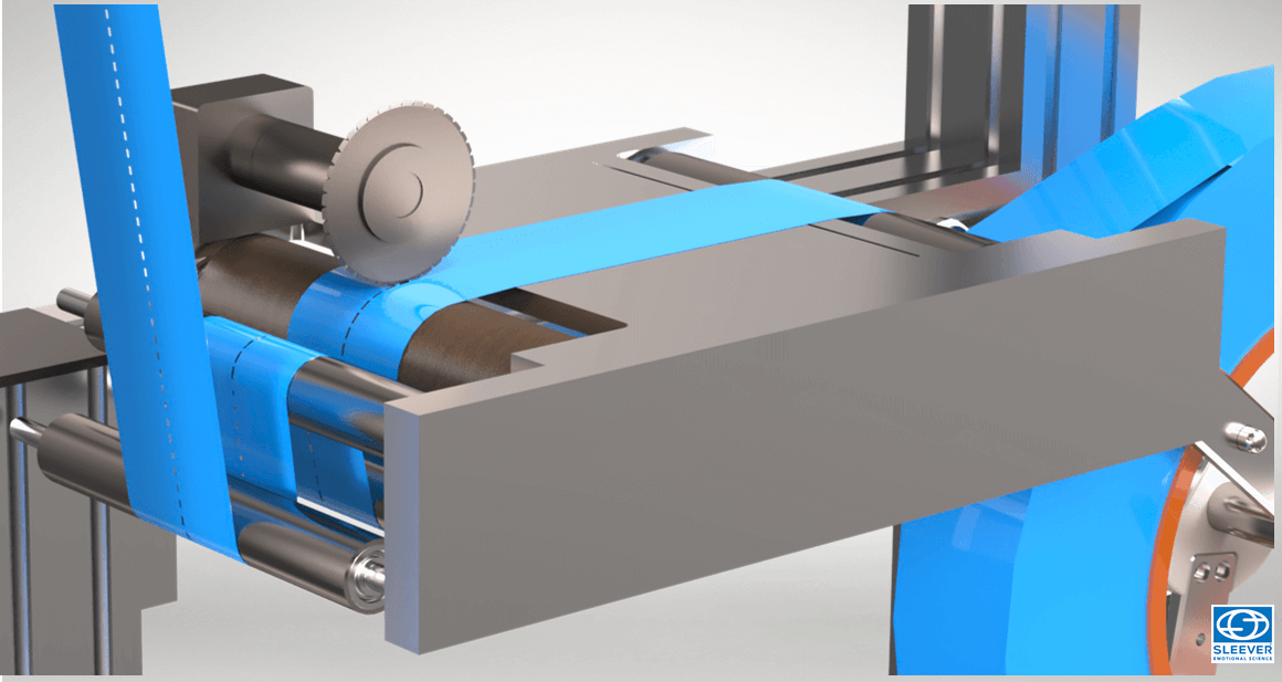 Le Module de micro-perforation du Sleeve en ligne