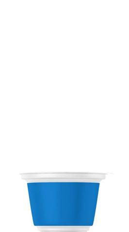 Forme emballage yaourt & desserts 150g à 500g