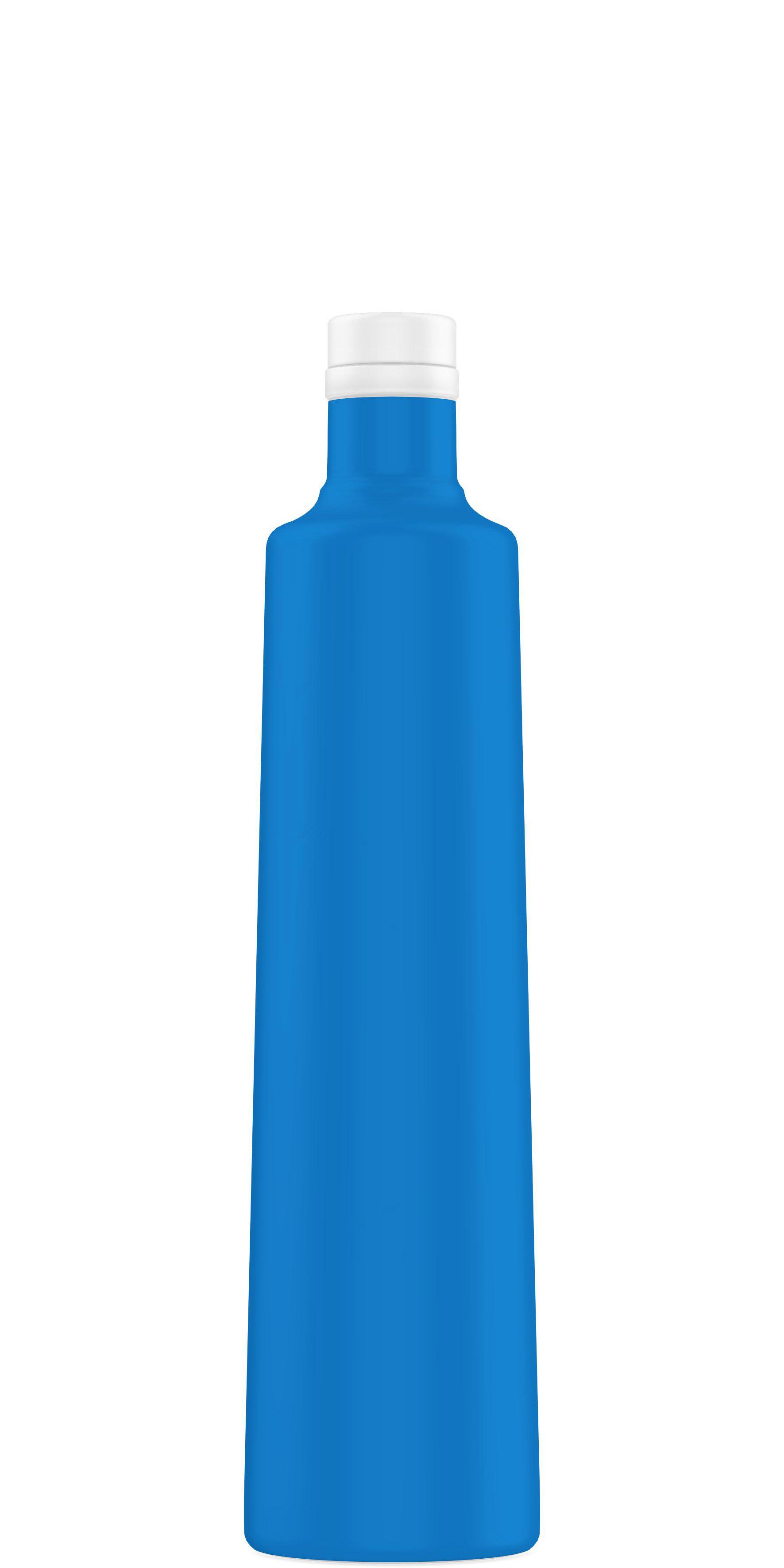 Forme emballage vodkas 70cl à 75cl