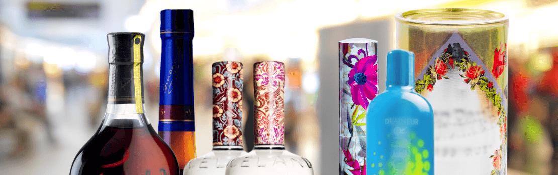 L'emballage Sleeve rétractable pour permettre l'intégration d'un système d'inviolabilité sur les cols de Bouteilles