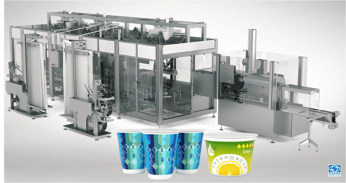 The packaging Machine to differentiate your food jar packaging operations