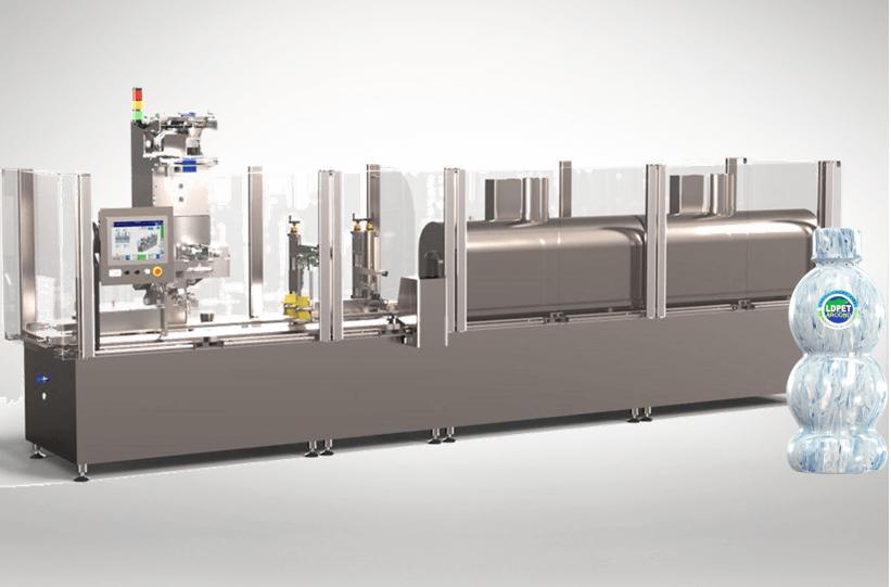 Machine combisteam LDPET® FB500 -AI200
