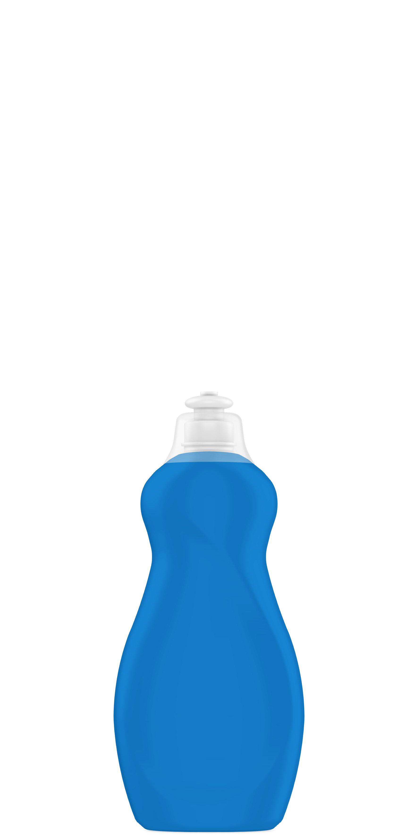 Forme emballage liquide vaisselle 500ml à 1L