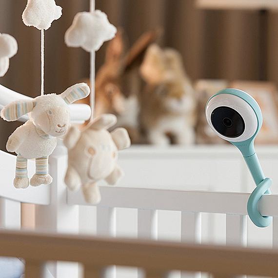 Caméra Intelligente pour Bébé - Lollipop Baby Camera