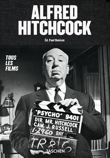 Alfred Hitchcock. Tous les films