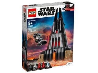 Le château de Dark Vador 75251 | Star Wars™ | Boutique LEGO® officielle FR