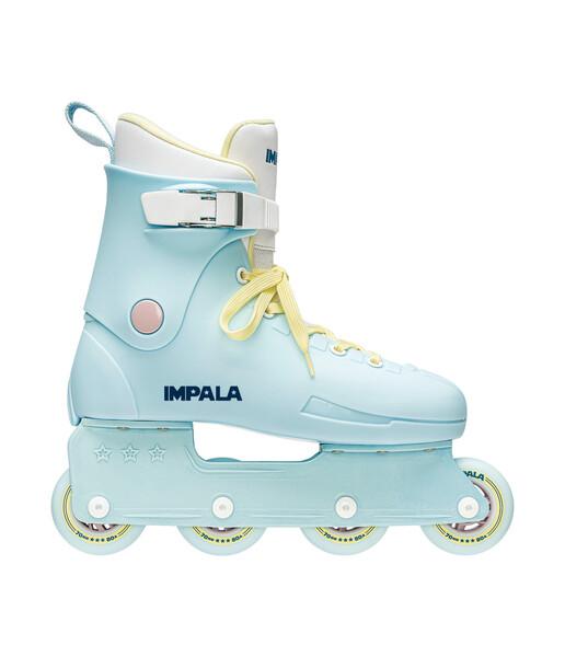 Roller Blanc Impala Rollerskates