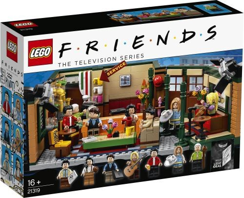 LEGO® Friends 21319 Central Perk