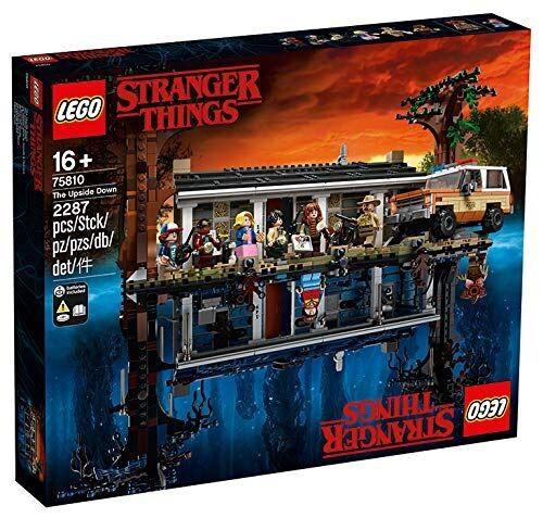 LEGO® Stranger Things 75810 La maison dans le monde à l'envers