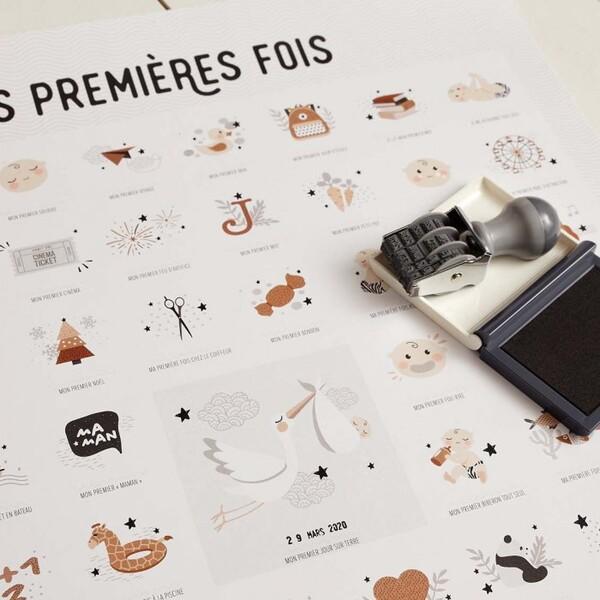 Affiche Enfant à personnaliser - Le Petit Florilège - Enfants
