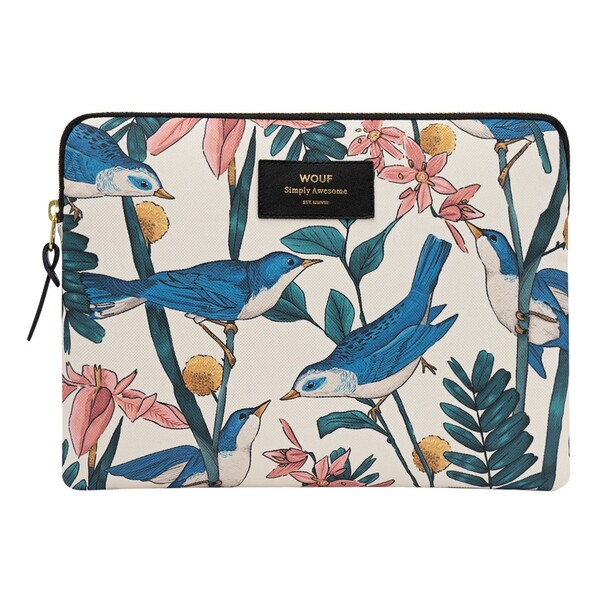 Pochette iPad en toile Birdies Wouf Design Adulte