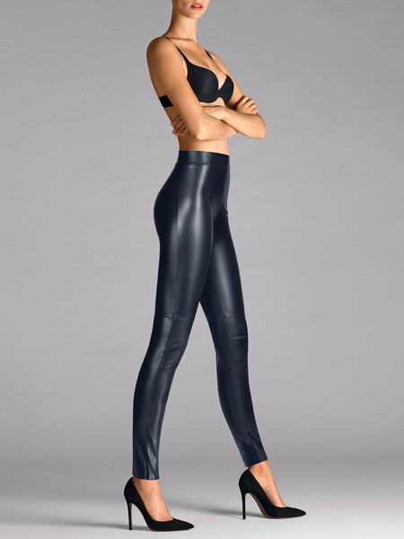 Estella Leggings - Leggings Faux-cuir