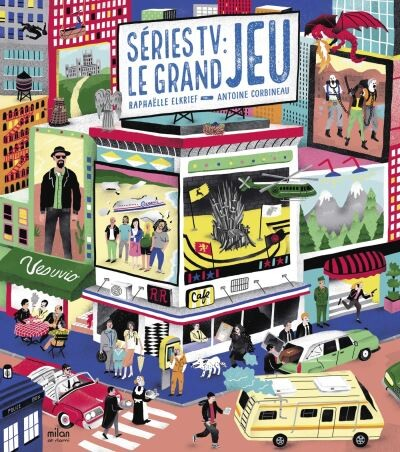 Séries TV : le grand jeu