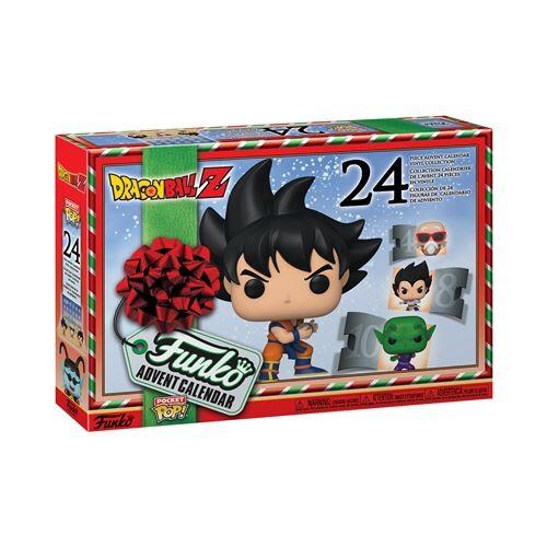 Calendrier de l'avent Funko Pop Dragon Ball Z 2020 24 pièces