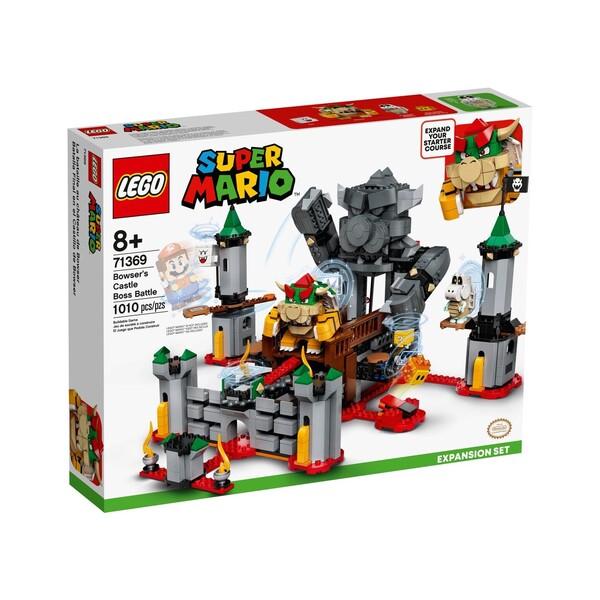 Ensemble d'Extension La bataille du château de Bowser 71369 | LEGO® Super Mario™