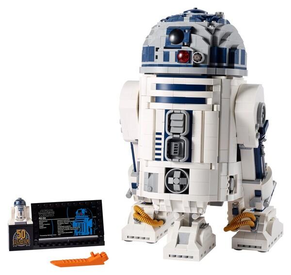 R2-D2™ 75308 | Star Wars™ | Boutique LEGO® officielle FR