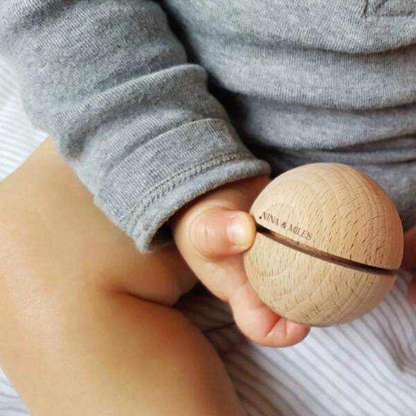 Boule sonore Montessori