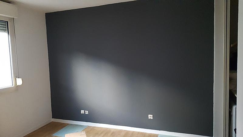 Peinture Blanc Mur Plafond Et Boiserie Couvrant Luxens